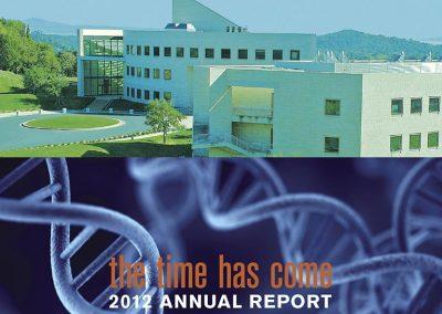 Buck Institute 2012 Annual Report