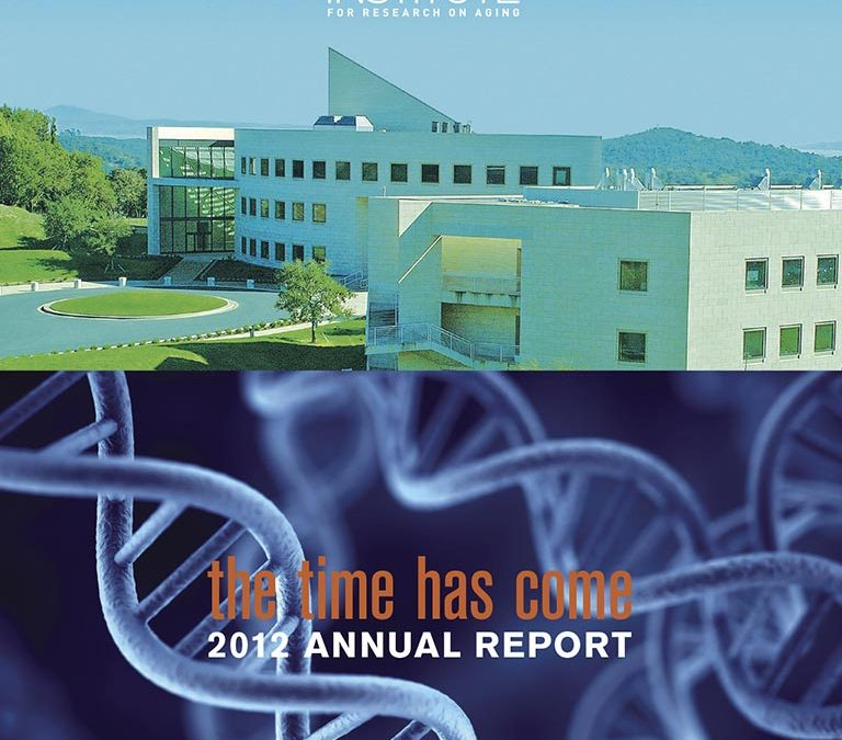 Buck Institute 2012 Annual Report