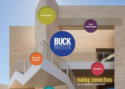Buck Institute 2013 Annual Report