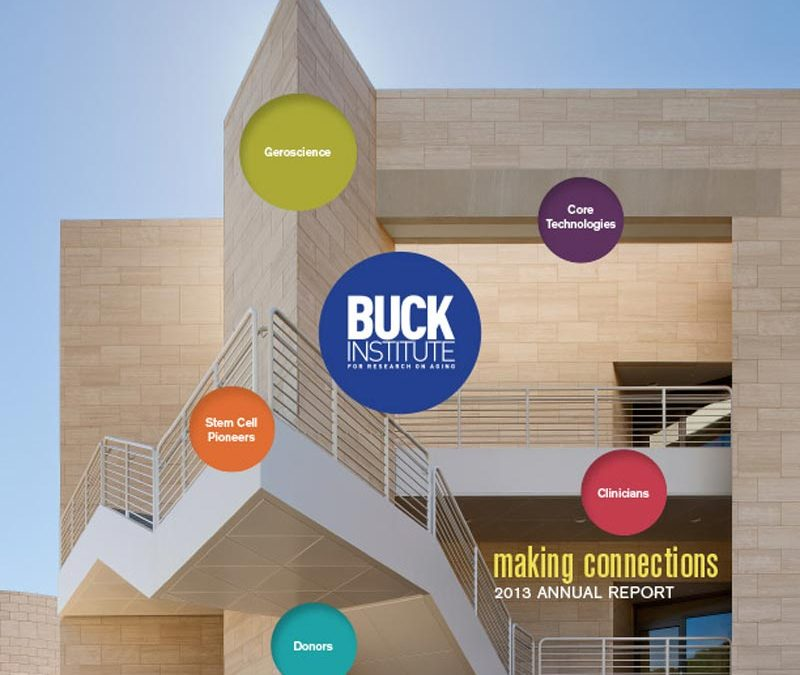 Buck Institute 2013 Annual Report