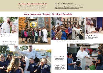 WDP Major Donor Brochure Inside Spread 5